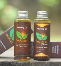 Varash Classic Natural Oil