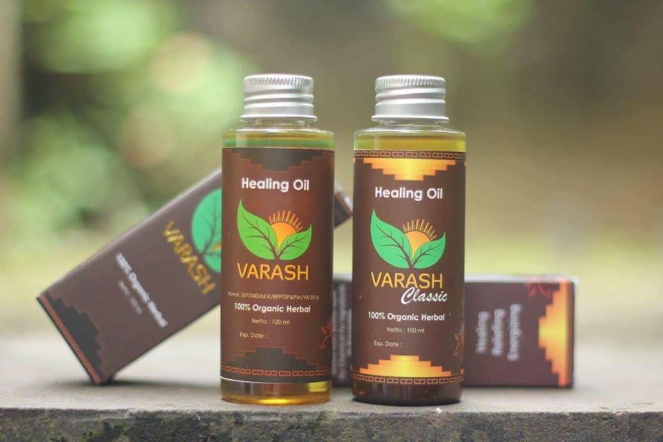 manfaat minyak varash, terapi kista, minyak varash